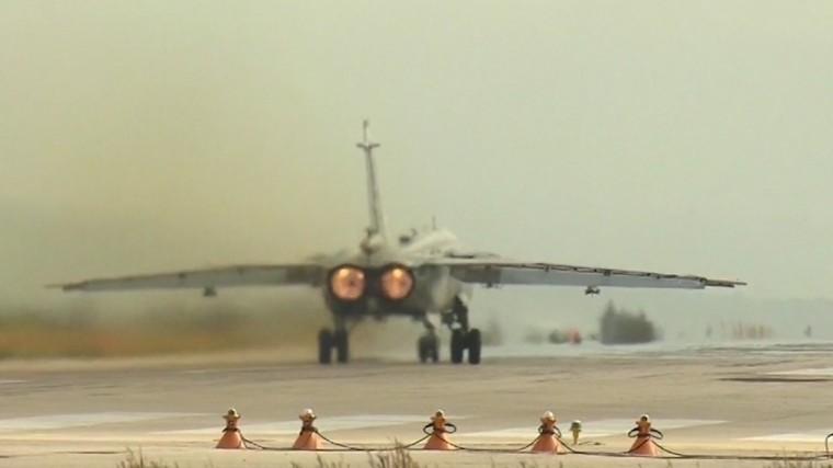 самолет-разведчик сша повлиял работу российской авиабазы сирии
