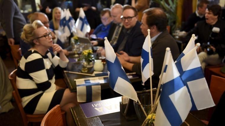 ВФинляндии навыборах впарламент никто несмог набрать более 18% голосов