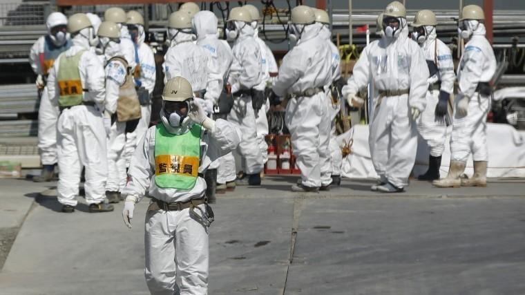 Работы поизвлечению топливных стержней изреактора начались наАЭС «Фукусима-1»