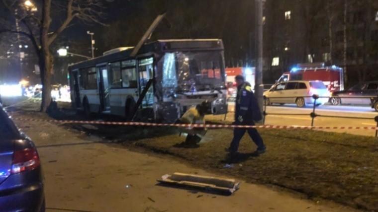 Фото: причиной жуткого ДТП смосковским автобусом стало состояние водителя