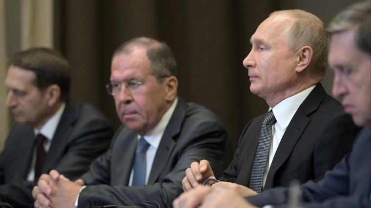 Начто может повлиять встреча Майка Помпео сВладимиром Путиным