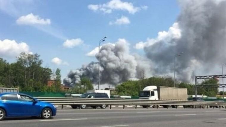 видео взрыв оборонном заводе рубин подмосковье