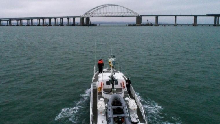 моряков проливе украинских пов керченском 25в