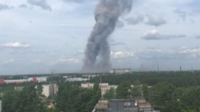 минимум взрыва прогремело заводе дзержинске