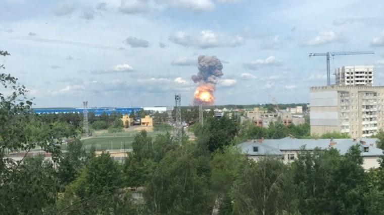 Пожару назаводе вДзержинске присвоен третий ранг сложности