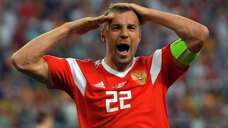 сборная россии одержала рекордную победу сан-марино