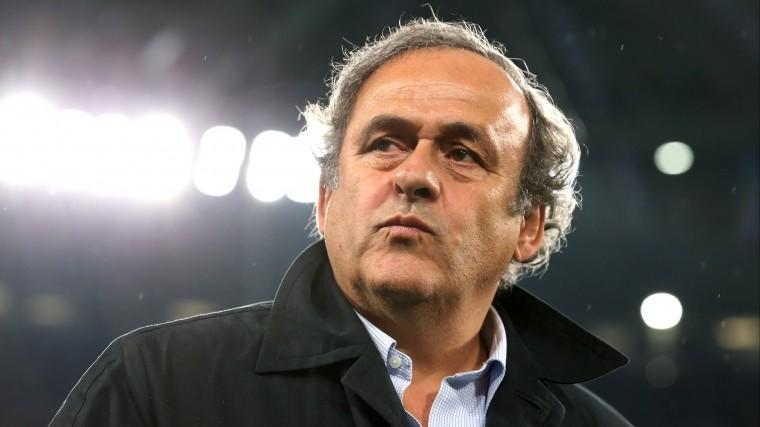 Экс-главу УЕФА Мишеля Платини освободили из-под стражи