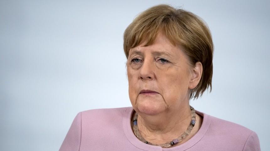 нав меркель германии