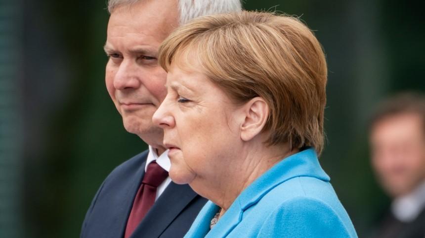 меркель германии нав антти публике ринне затрясло