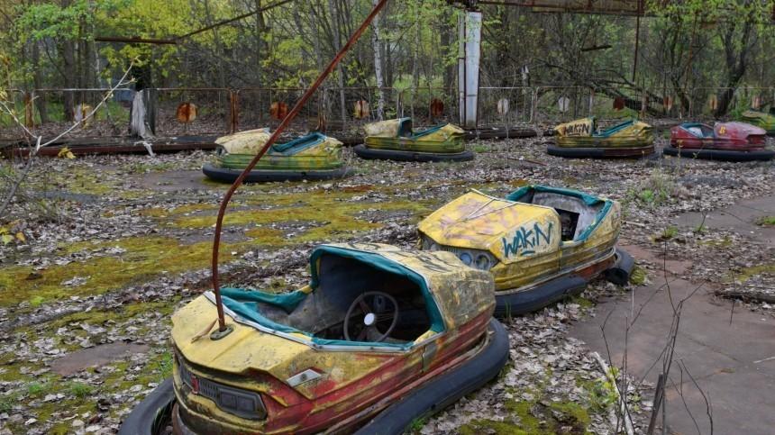 Опасный радиоактивный объект найден под Чернобылем спустя 33 года после аварии