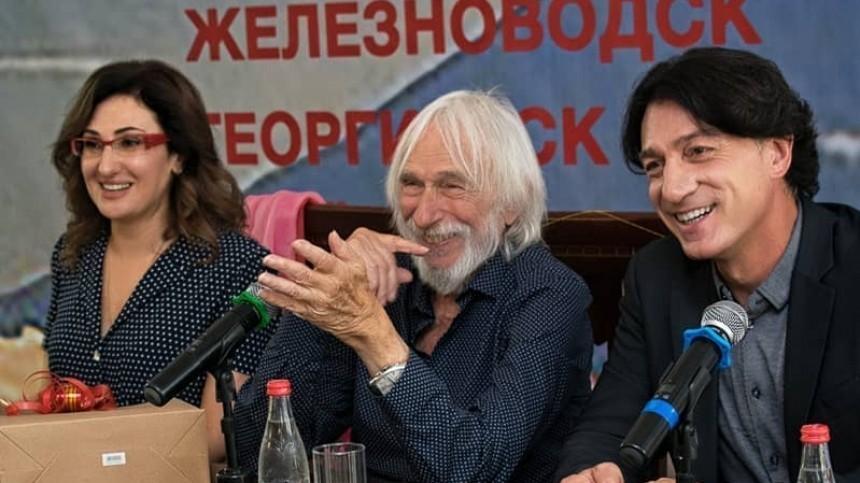 «ЯвРоссии, как The Beatles»: Пьер Ришар признался влюбви крусскому народу