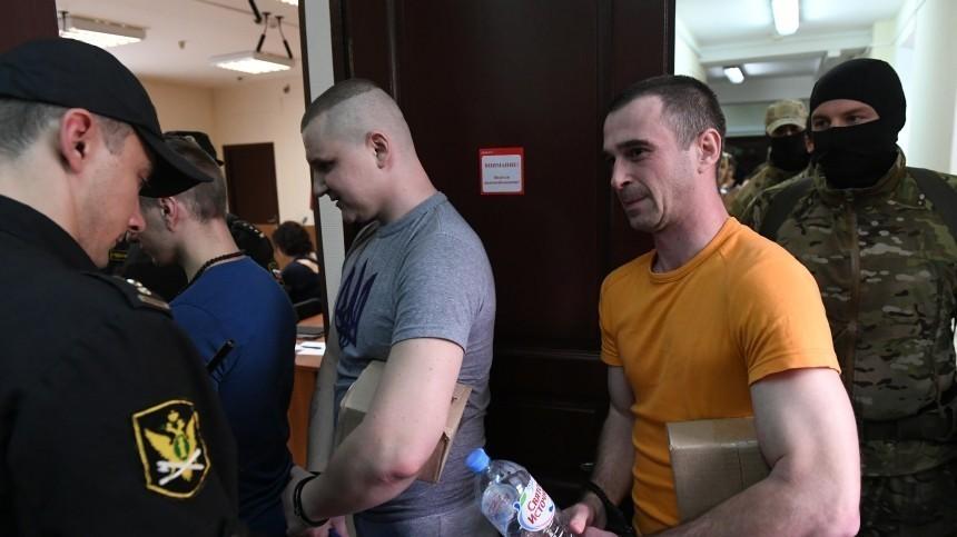 москалькова высказалась заявлении киева возвращение украинских моряков