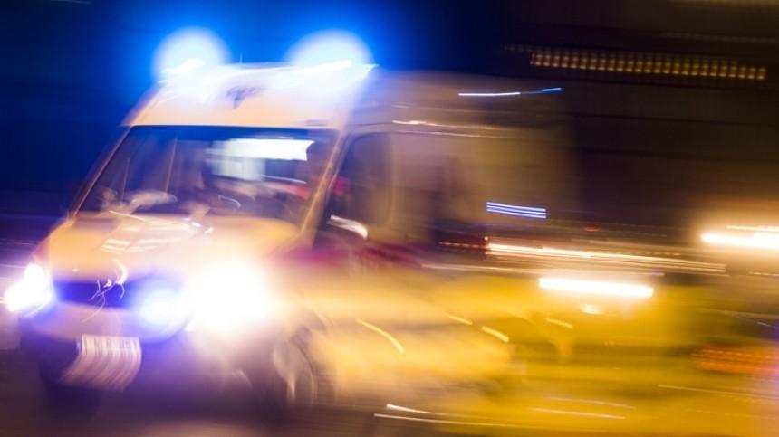 Подростки пострадали вмассовом ДТП савтокраном вПетербурге