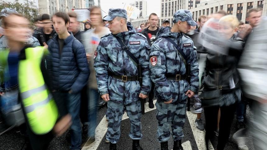 Песков рассказал овнимании Кремля кматериалам поакциям вМоскве