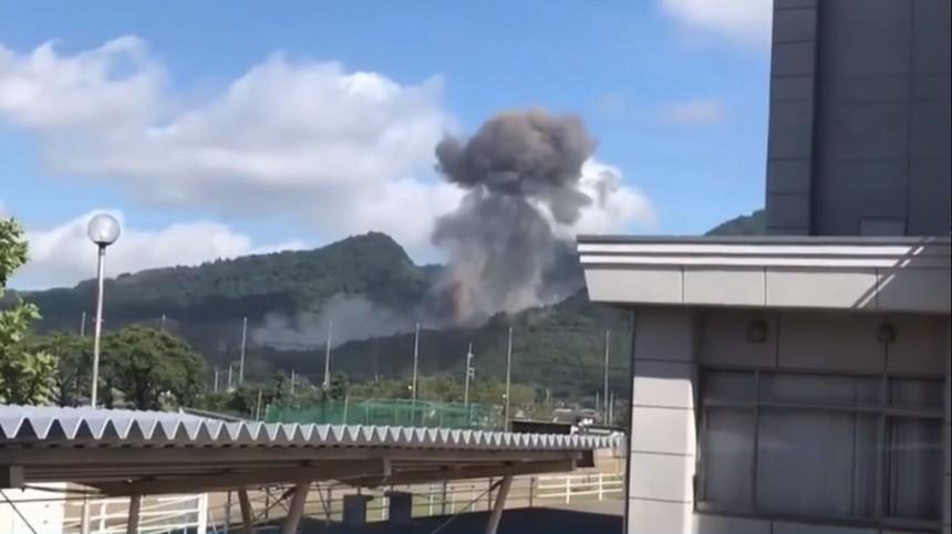 видео менее шести пострадали взрыве заводе японии