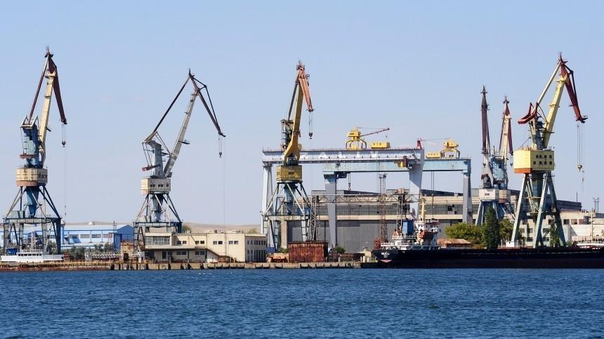Российские универсальные десантные корабли будут строить вКерчи