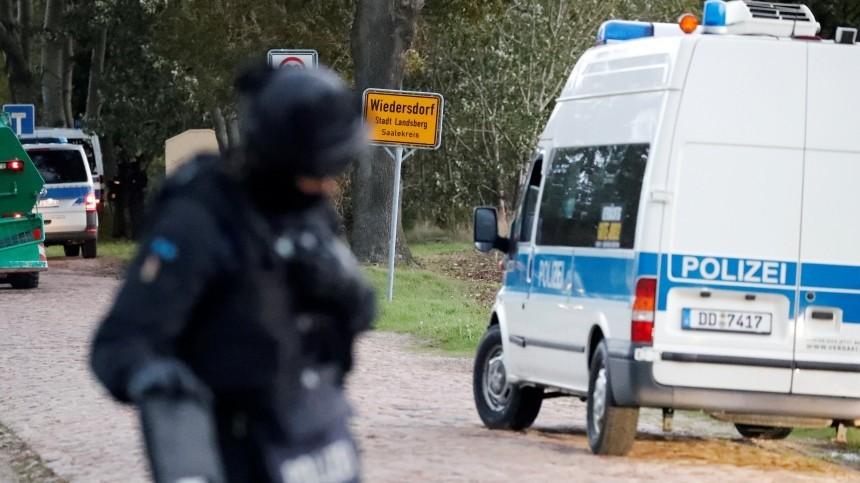 ВДрездене иЛейпциге усилили меры безопасности после стрельбы вГалле