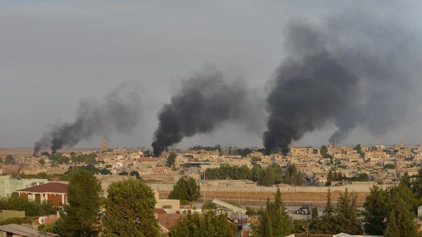 Военная операция Турции насевере Сирии: главное оконфликте