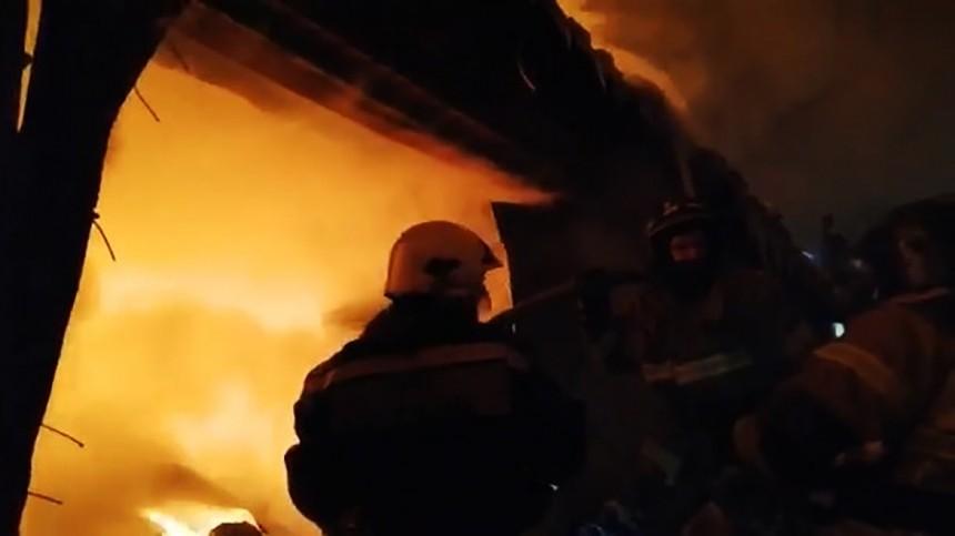 пожар произошел заводе татарстане площади тысячи квадратных метров