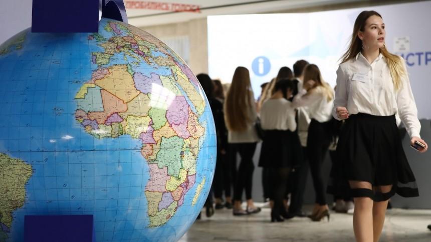Более 3,5 тысяч студентов участвуют втекущем этапе конкурса «Профстажировки2.0»
