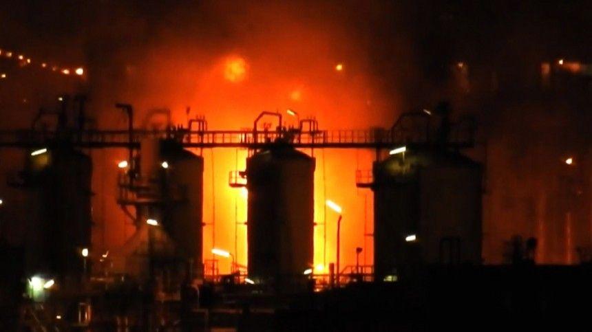 число пострадавших взрыва заводе испании возросло восьми