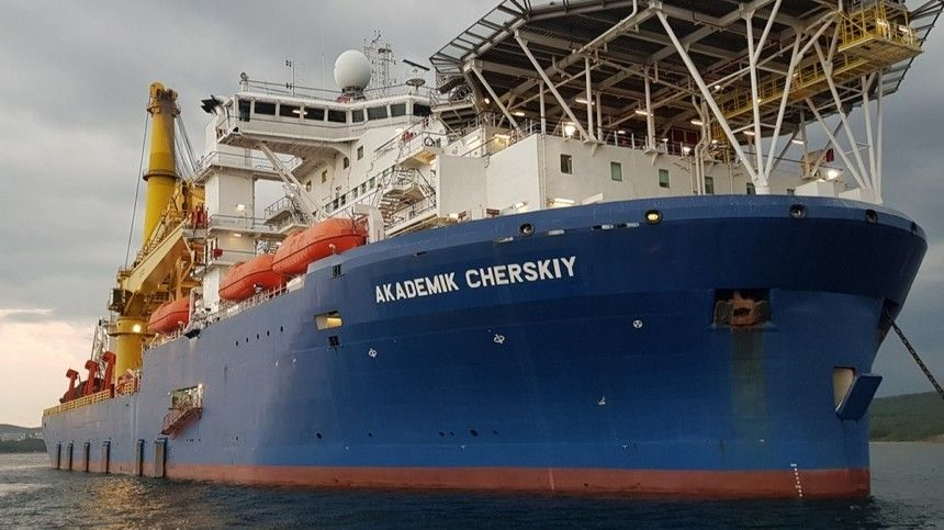 приморья сингапур отправилось способное достроить северный поток-2 судно