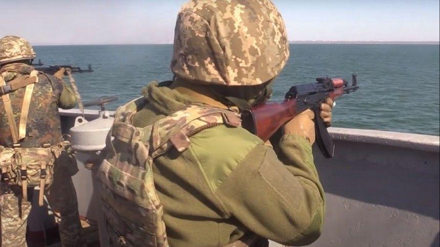 мощь боевой поход украинских моряков высмеяли сети
