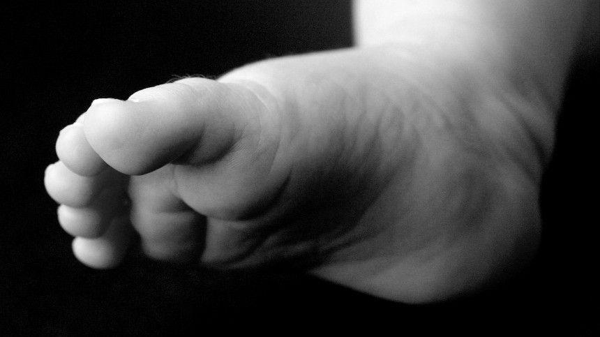 брошенного грудного ребенка нашли скамейке петербурге
