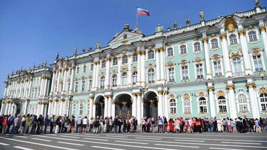 Вкакие российские города хотят отправиться большинство туристов после снятия ограничений?