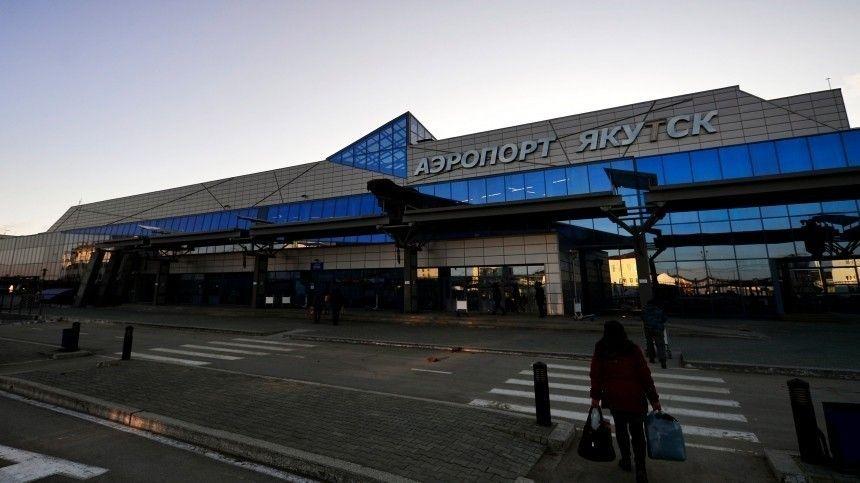 Минтранс Якутии проверяет информацию обизбежании столкновения трех самолетов над Якутском