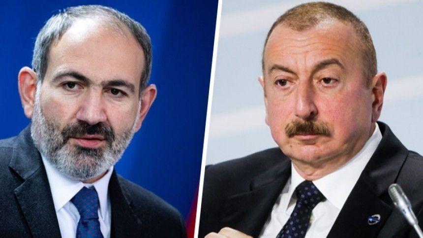 Главы Армении иАзербайджана обратились ксвоим народам после обострения вКарабахе