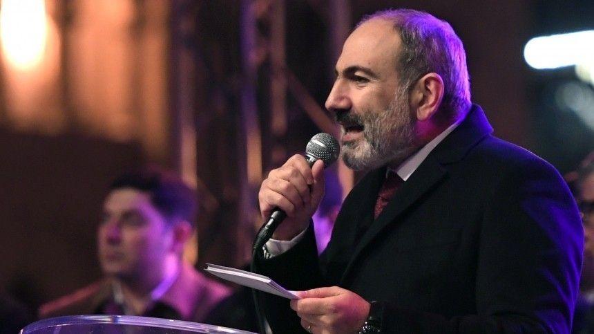 Никол Пашинян предложил сделать Армению полупрезидентской республикой