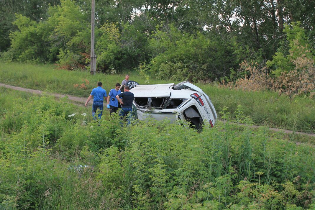 Под Новосибирскими погибли две девушки из-за нетрезвого водителя