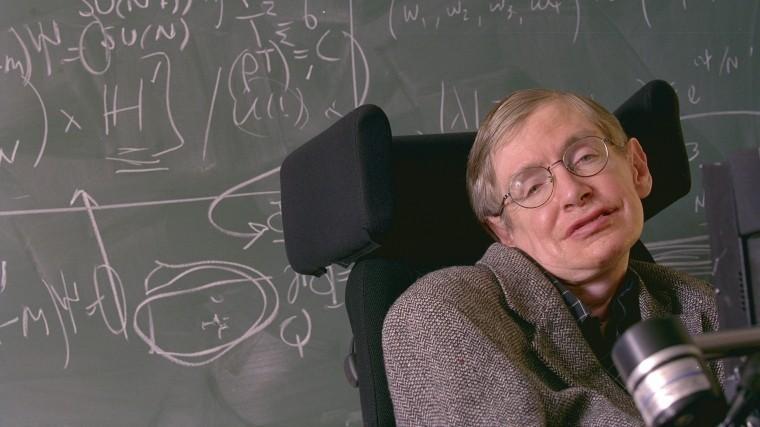 Кресло и диссертацию Стивена Хокинга продали на аукционе в Лондоне