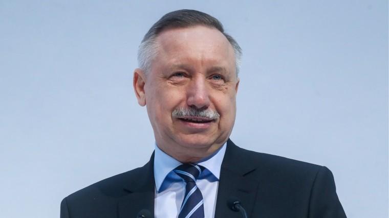 Александр Беглов поприветствовал гостей международного культурного форума