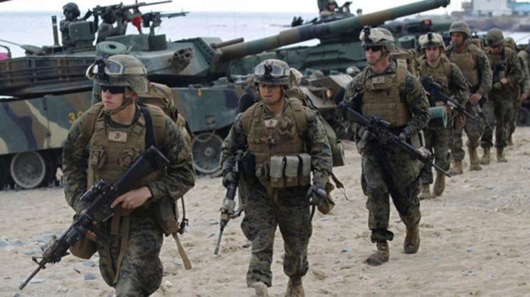 Украина хочет разместить военную базу США насвоей территории