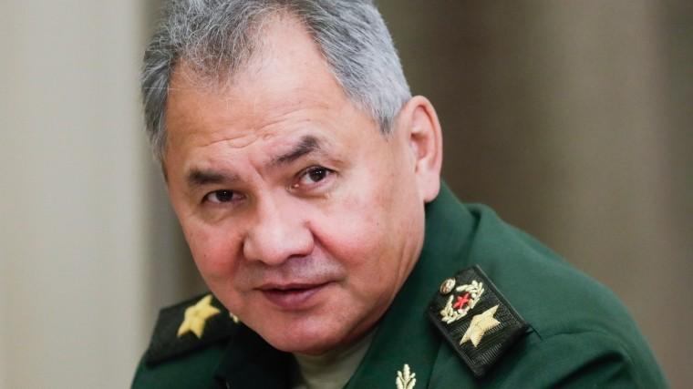 Шойгу пообещал непозволить Западу предать забвению историю России
