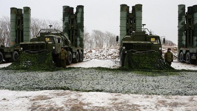 Видео: четвертый дивизион С-400 прибыл вДжанкой
