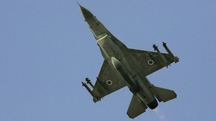 Израиль опроверг информацию осбитом вСирии самолете