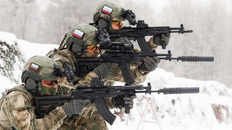 Военный обозреватель предсказал успех новому автомату Калашникова— АК-308