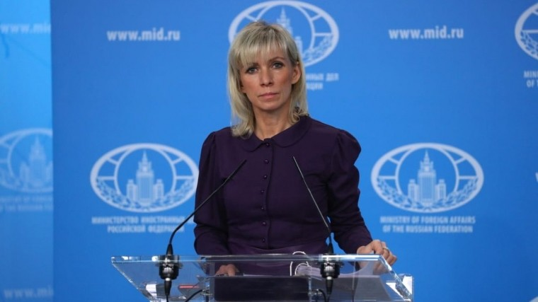 Россия поступила вКерченском проливе как братский для Украины народ— Захарова