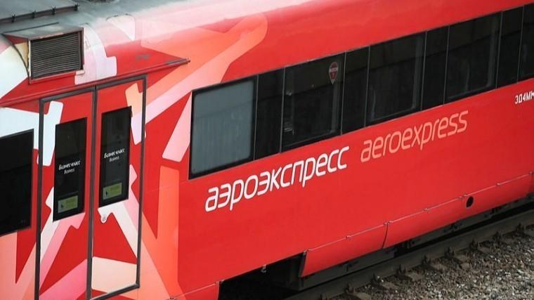 С1декабря «Аэроэкспресс» вМоскве будет возить детей за1 рубль