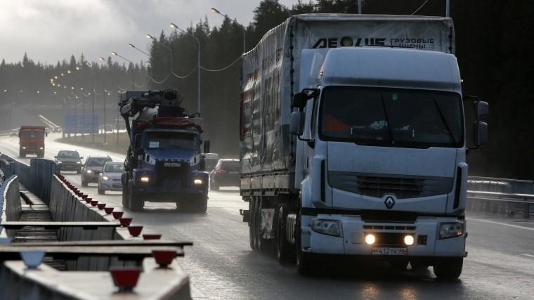 ВЛенобласти открыли после реконструкции участок трассы «Скандинавия»