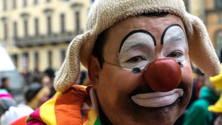 Знаменитые клоуны выступят нафестивале вПетербурге