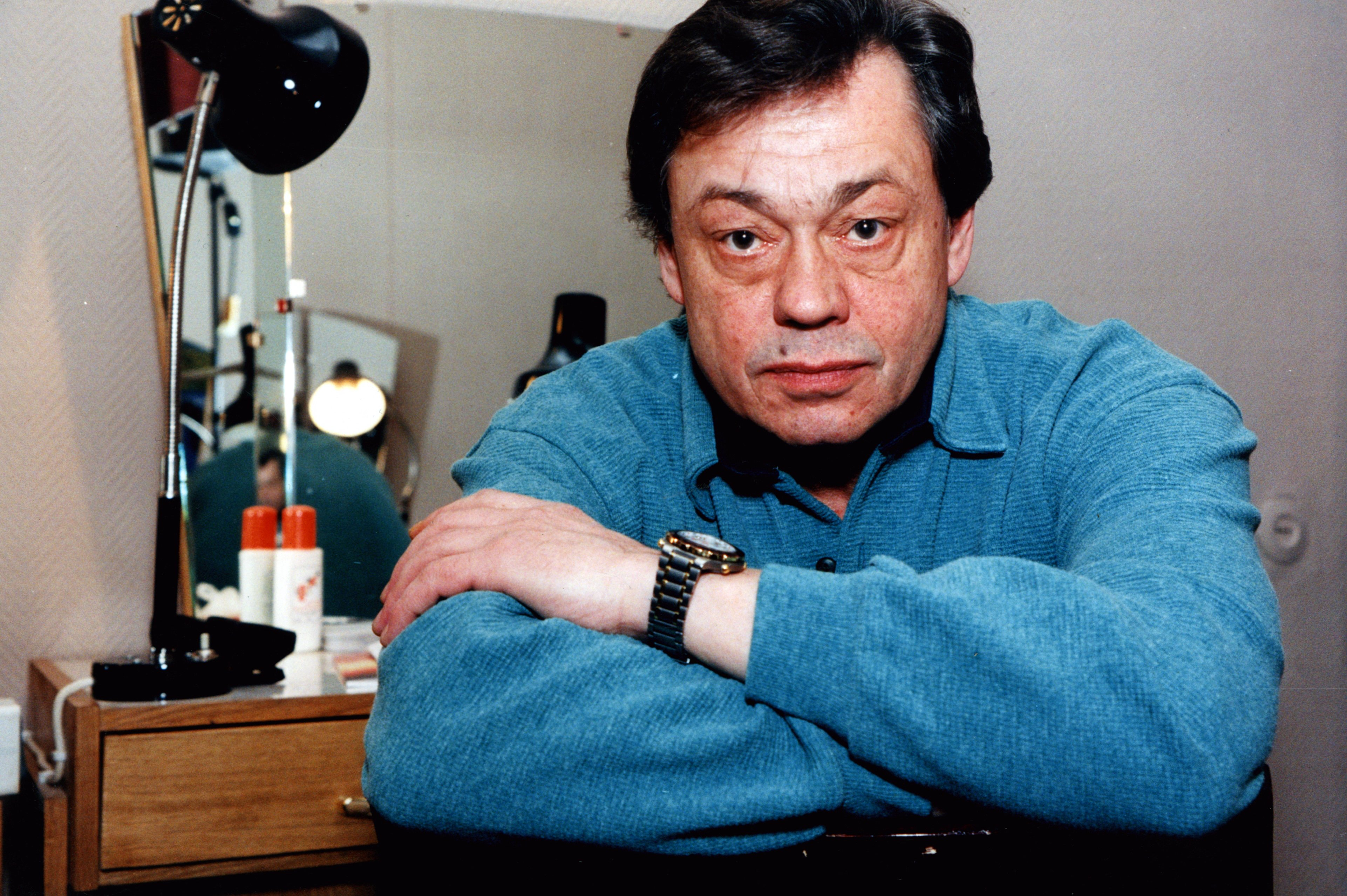 Николай Караченцов актер
