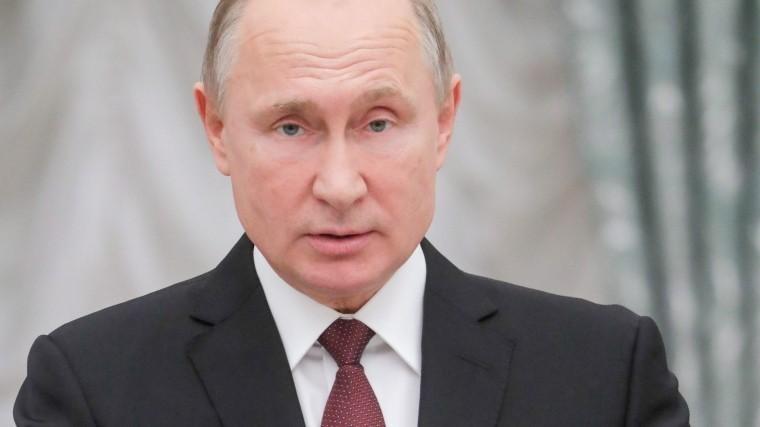 Путин призвал не затягивать с созданием крупных культурных кластеров в регионах России