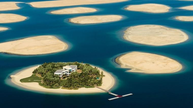 Рай богачей, планета игород-мост: названы самые необычные острова мира