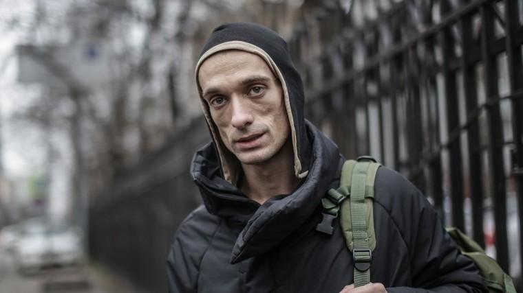 Это вам неРоссия: Французское правосудие для русского художника Павленского