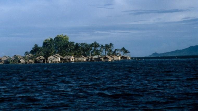 В Польше решили создать искусственный остров в Калининградском заливе