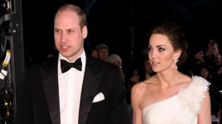 Кейт Миддлтон покорила красную дорожку BAFTA всерьгах принцессы Дианы— фото